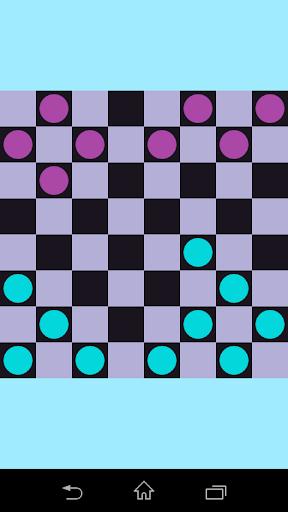 Доска с шашками