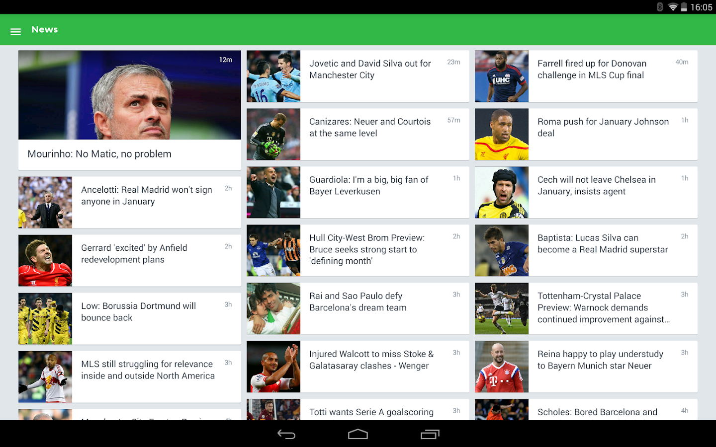 Onefootball - Pure Soccer! - screenshot