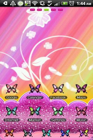 THEME - Graceful Butterfly