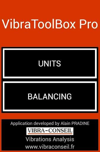 VibraToolBox Pro