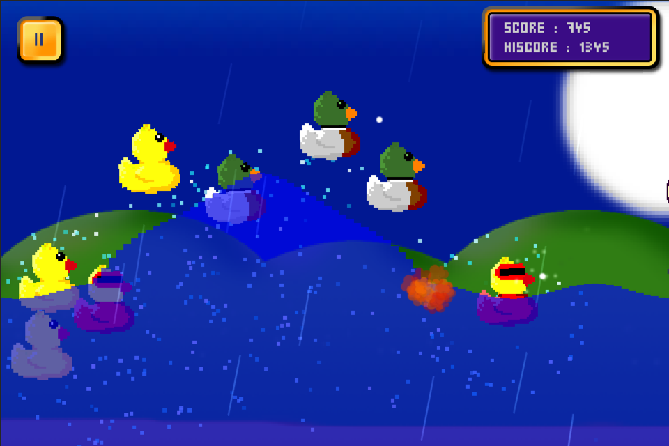 Ducky Fuzz- screenshot