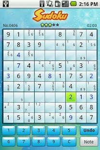 Sudoku Master- screenshot thumbnail