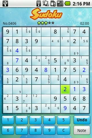 Sudoku Master- screenshot
