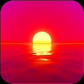 ocean live wallpaper sunset 1