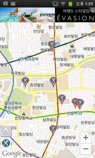 【免費旅遊App】NearbyATM-APP點子