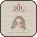 nanageol go launcher theme icon