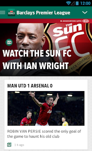 Sun+ Goals - screenshot thumbnail