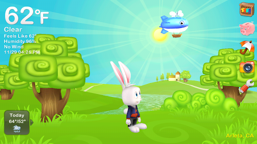 Weather Rabbit