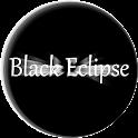 Black Eclipse Launcher Theme icon