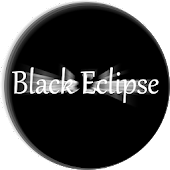Black Eclipse Launcher Theme