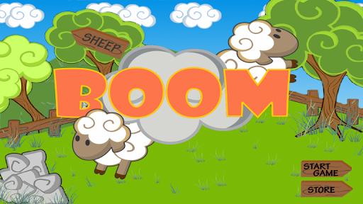 Sheep Boom
