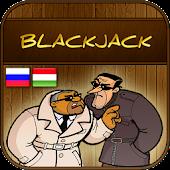 Crystals Orosz Black Jack