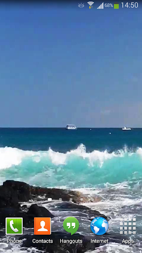 Ocean Waves Live Wallpaper 14  screenshots 2