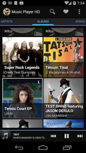Music Player HD