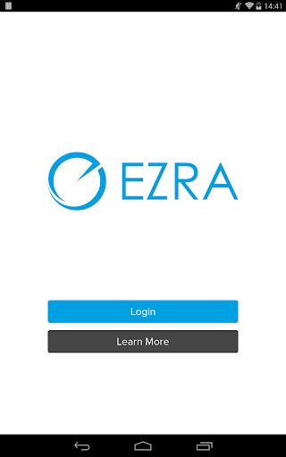 Ezra Scheduling