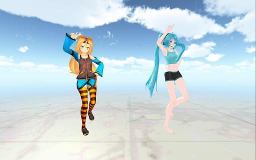 MikuMiku - Unity-Chan Dance