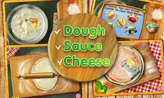 Screenshot of Pizza Maker Crazy Chef Game