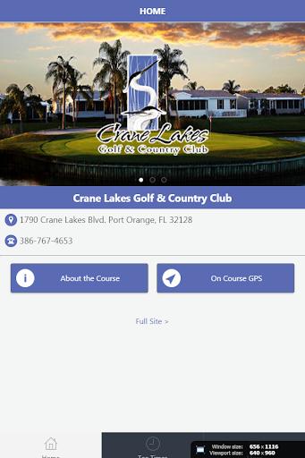 Crane Lakes Golf