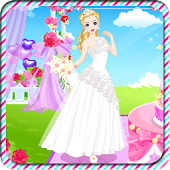 Princess Wedding DressUp