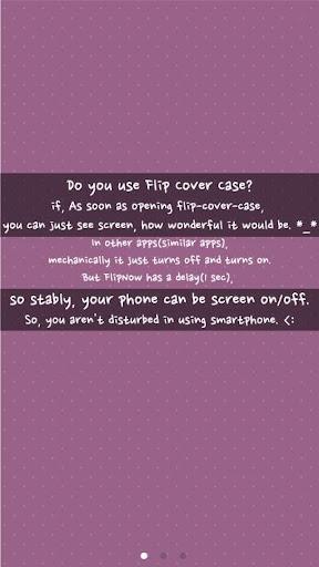 Best FlipCover App FLIPNOW