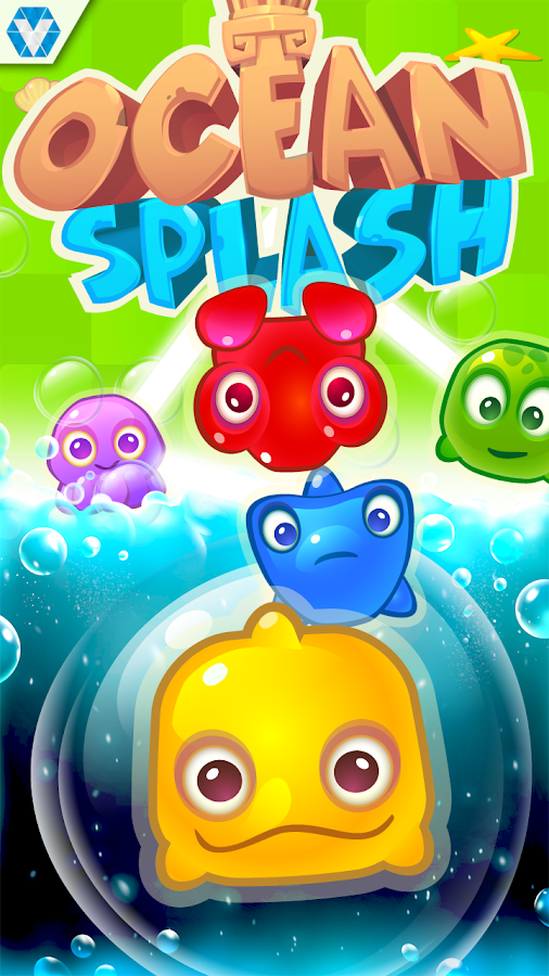 Ocean Splash- screenshot
