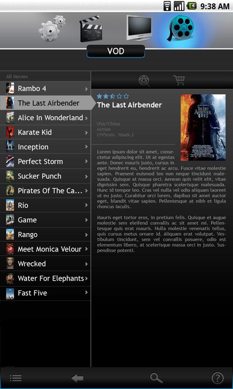 BeeSmart IPTV- screenshot