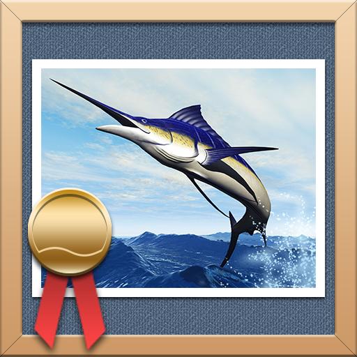 我鱼我秀 - 钓鱼画廊 - 攝影 App LOGO-硬是要APP