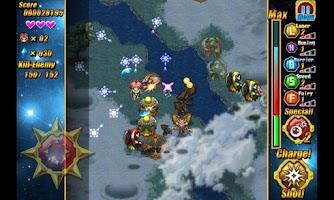 Screenshot of STG Devil Blaster