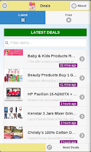 Online Deals & Offers India screenshot 0