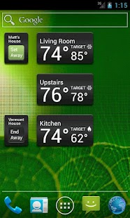 EnergyHub Thermostat- screenshot thumbnail