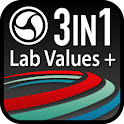 Lab Values + Medical Reference logo
