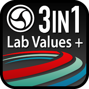 Lab Values + Medical Reference for Android