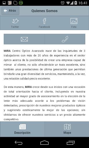 【免費購物App】Mira Centro Optico-APP點子