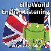 EllloWorld - English Listening