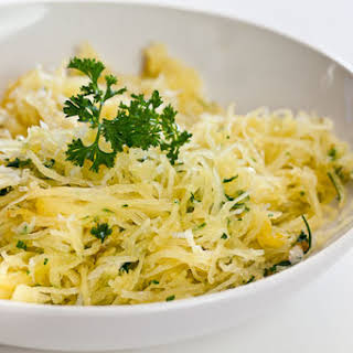 Spaghetti Squash With Vegetables Recipes.