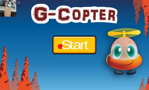 【免費街機App】G-Copter Gesture-APP點子