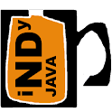 Indy Java logo