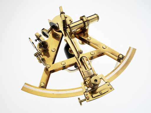 Double framed sextant