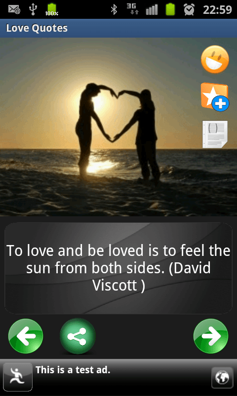 Love Romantic Quotes Prepossessing Love & Romantic Quotes  Android Apps On Google Play