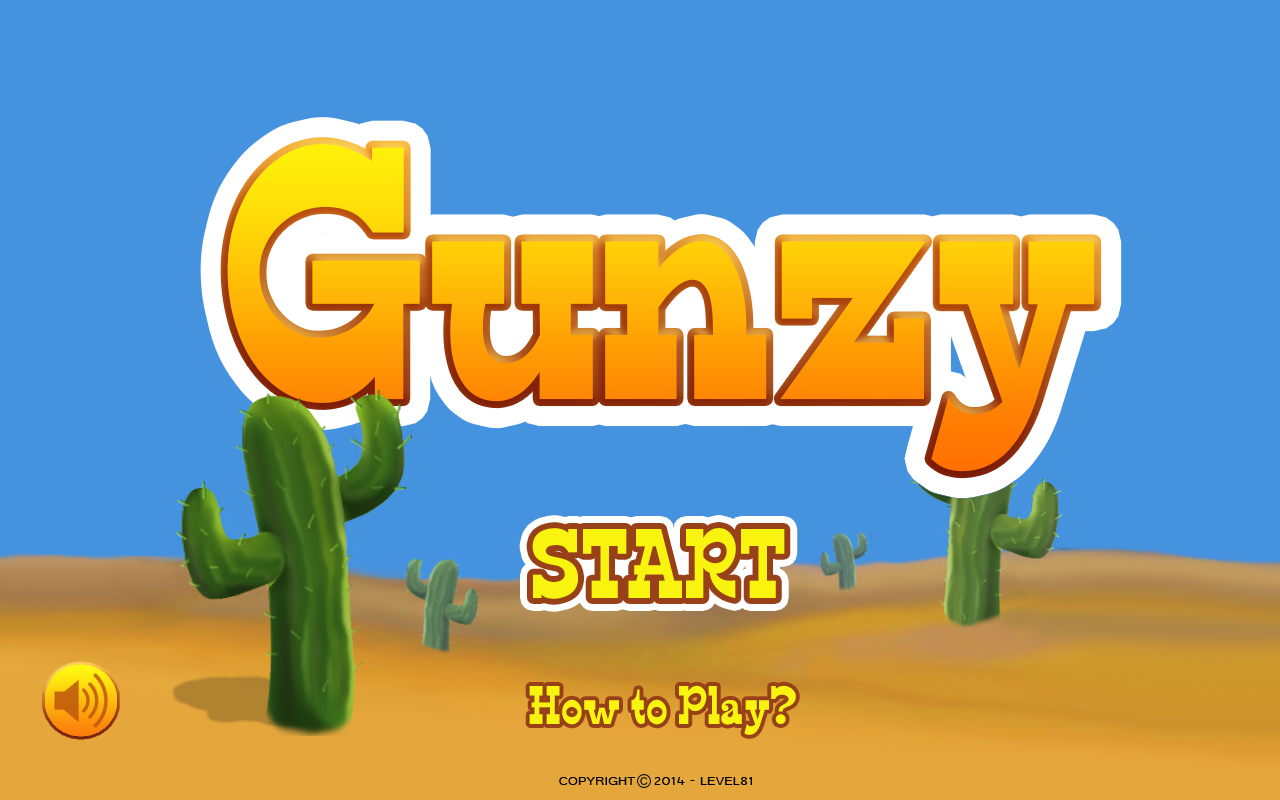 Gunzy- screenshot