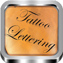 Tattoo Lettering icon