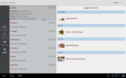 Paprika Recipe Manager - screenshot thumbnail