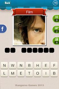 Film Quiz!Guess the Movie 2 - screenshot thumbnail