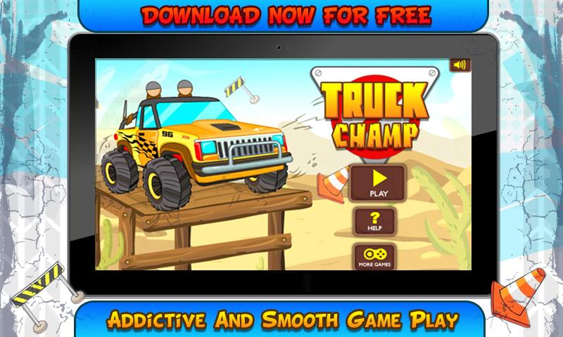 Truck Champ- screenshot