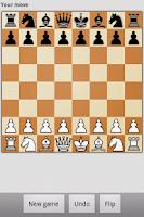 Screenshot of Classics Chess Online