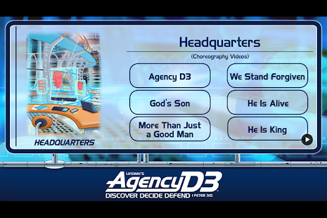 LifeWay VBS Agency D3- screenshot thumbnail