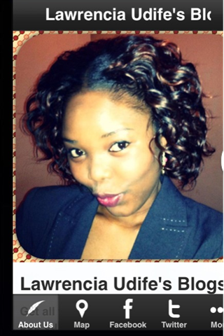 Lawrencia Udife's Blogs- screenshot