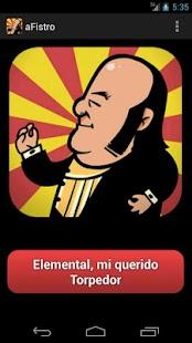 aFistro - Sonidos de Chiquito - screenshot thumbnail