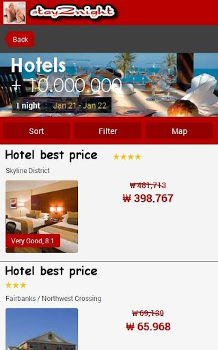 Palermo Hotel booking