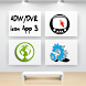 Icon App 3 ADW/OH/DVR/CP